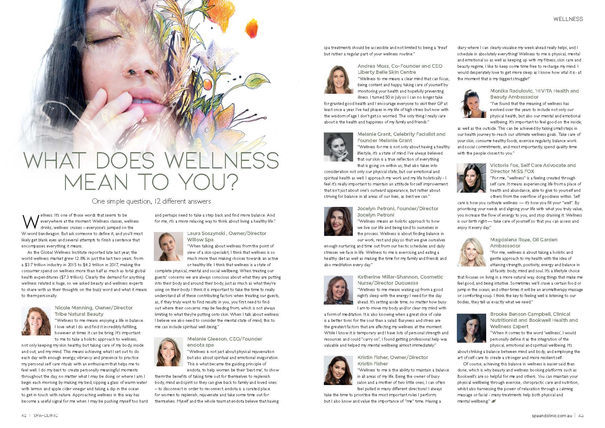 SPA & CLINIC MAGAZINE