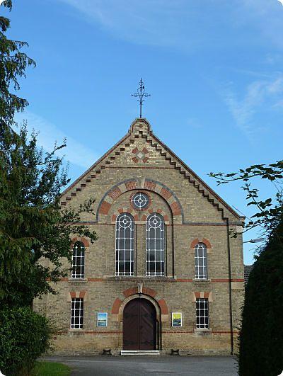 Harston Baptist Church   www.harstonbaptistchurch.org.uk