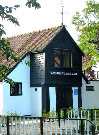 Harston Village Hall  Better Brew Community Cafe every 1st Saturday of the month, 10:30-12:30.  www.harstonvillagehall.org.uk
