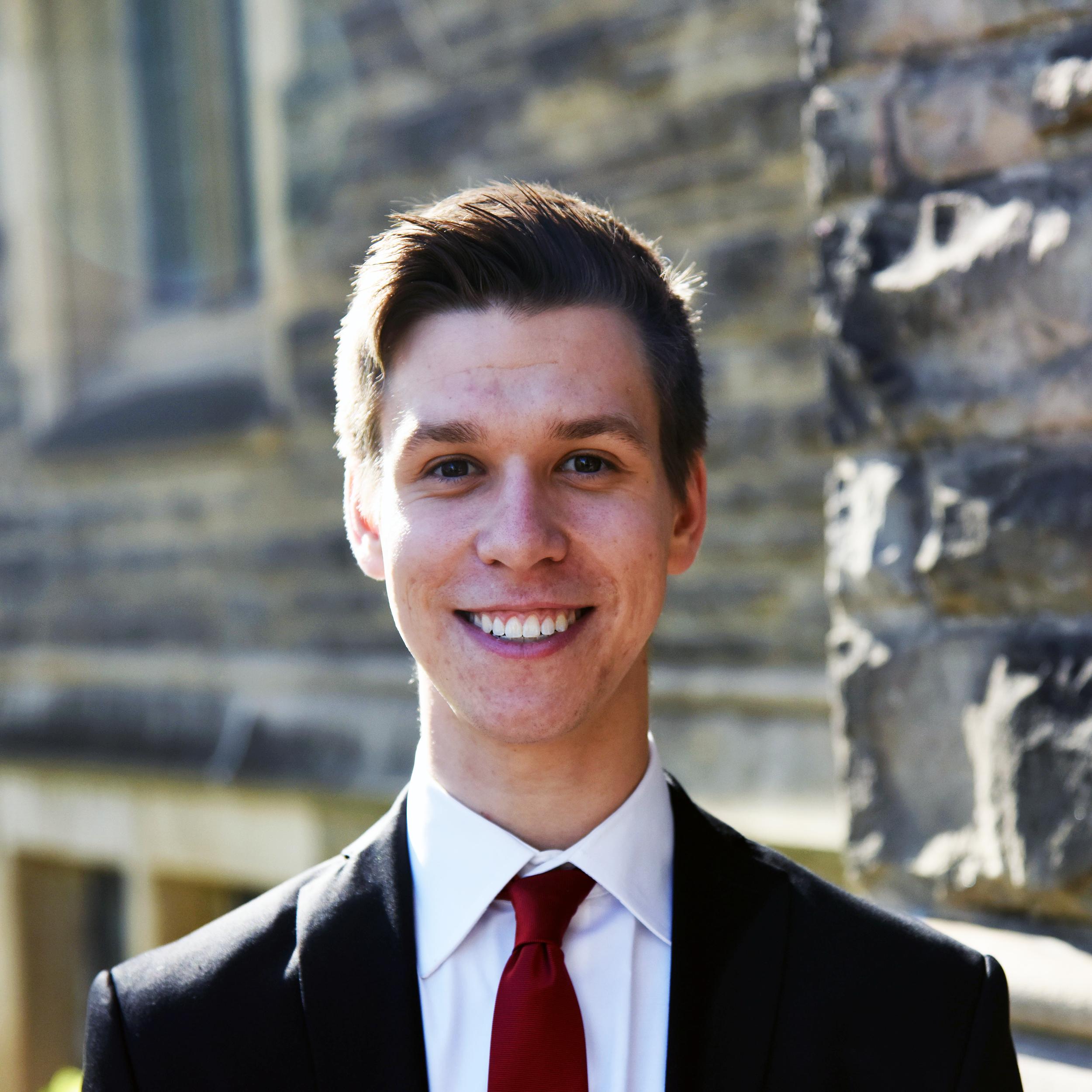 Jonathan Berg   Tax Clinic Coordinator