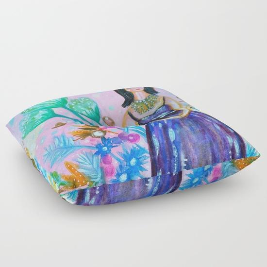 shiny dress floor pillow.jpg
