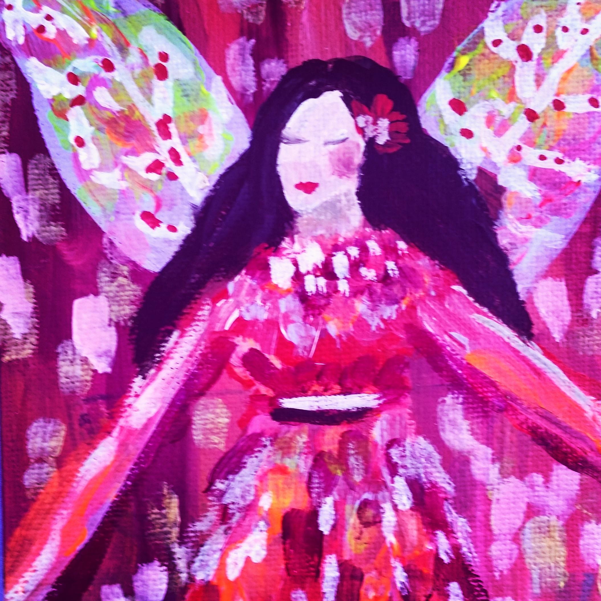 Scarlett Fairy