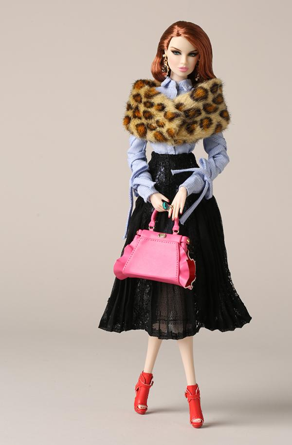 Vanessa Perrin sophistiquee doll