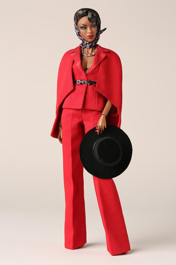 Adele Makeda exquise doll