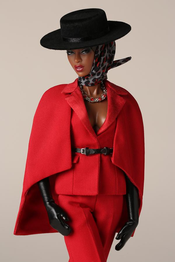 Adele Makeda exquise close up doll close up 2