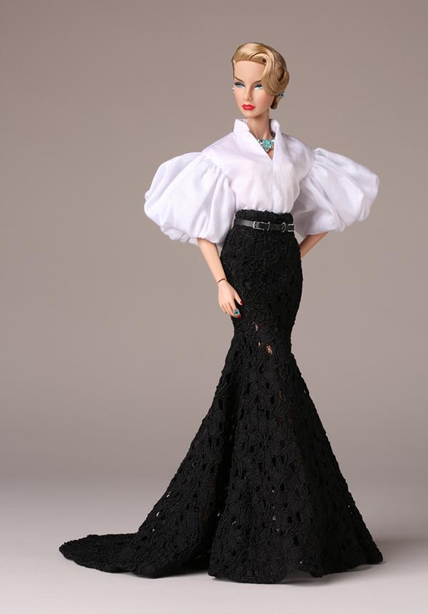 Agnes Von Weiss merveilleuse doll 2