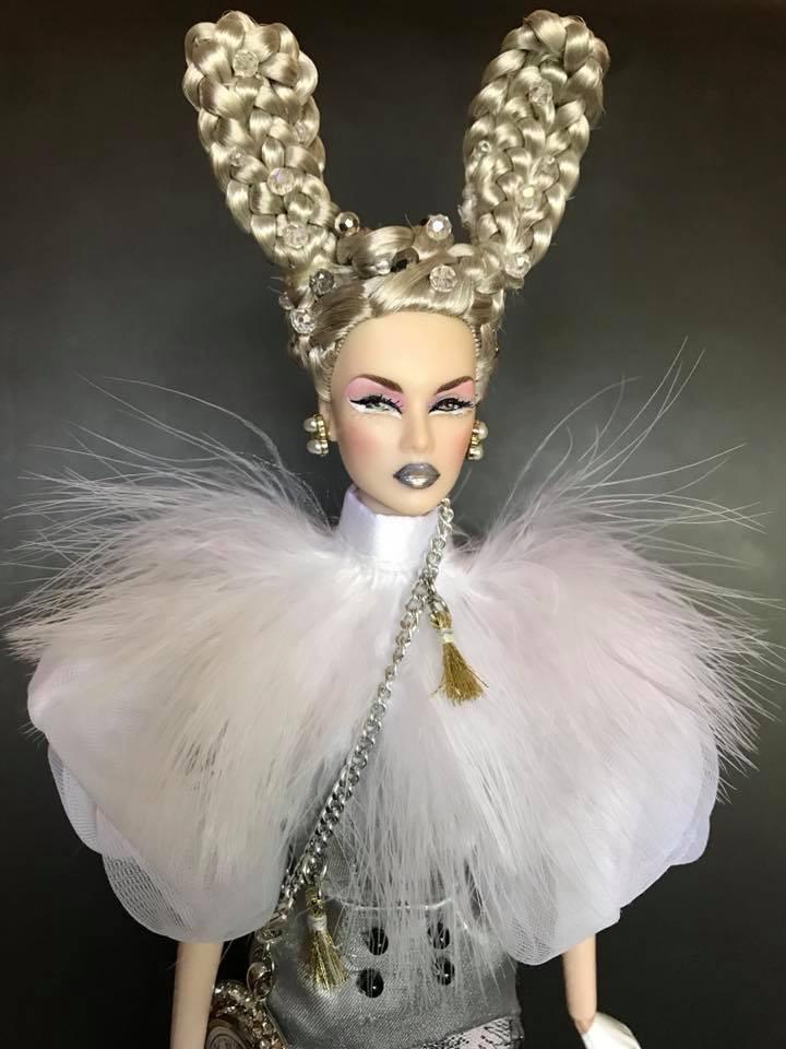 Dal Lowenbein winning doll, photo by Dennis Allen Beltrán