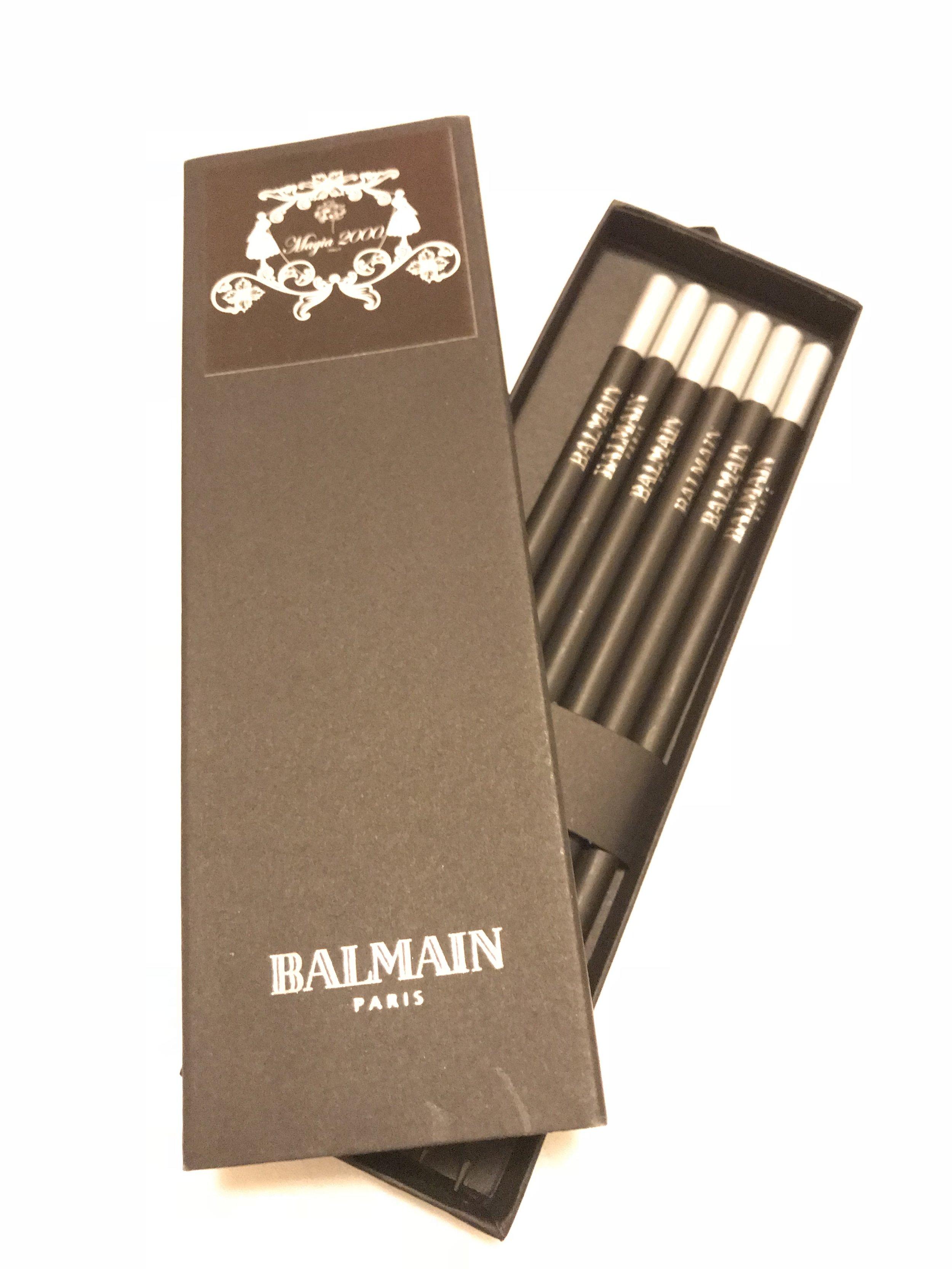 Best of the bunch: Balmain pencils!
