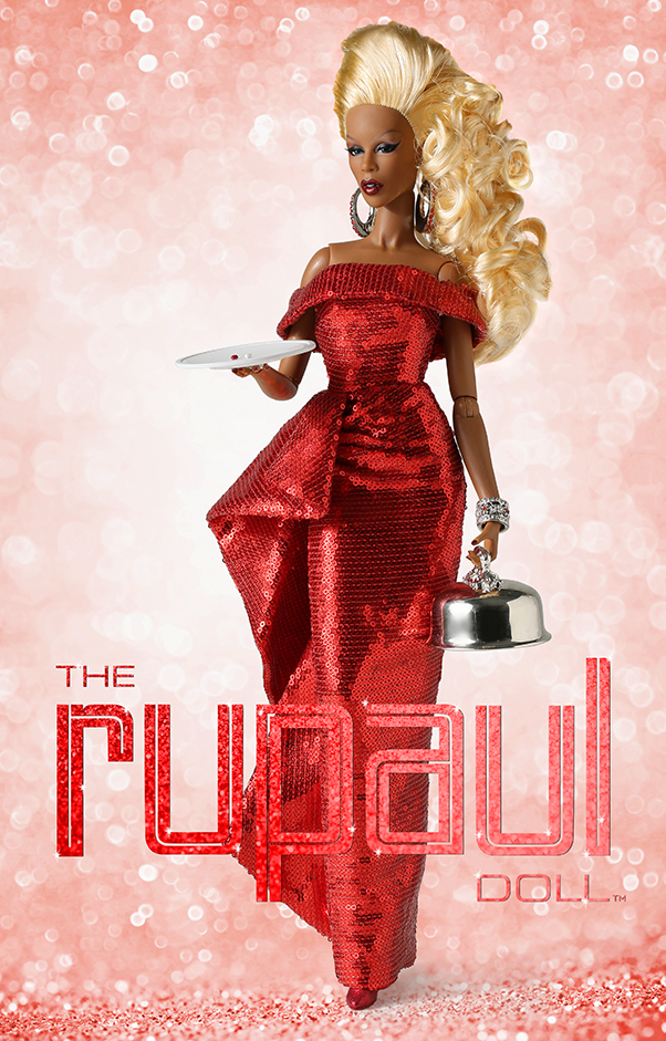 Rupaul The Fashion Doll Chronicles Fashion Doll Chronicles
