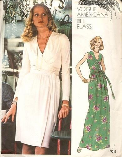 Bill Blass early seventies dresses