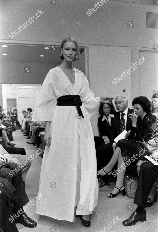 Halston dress from Spring 1974