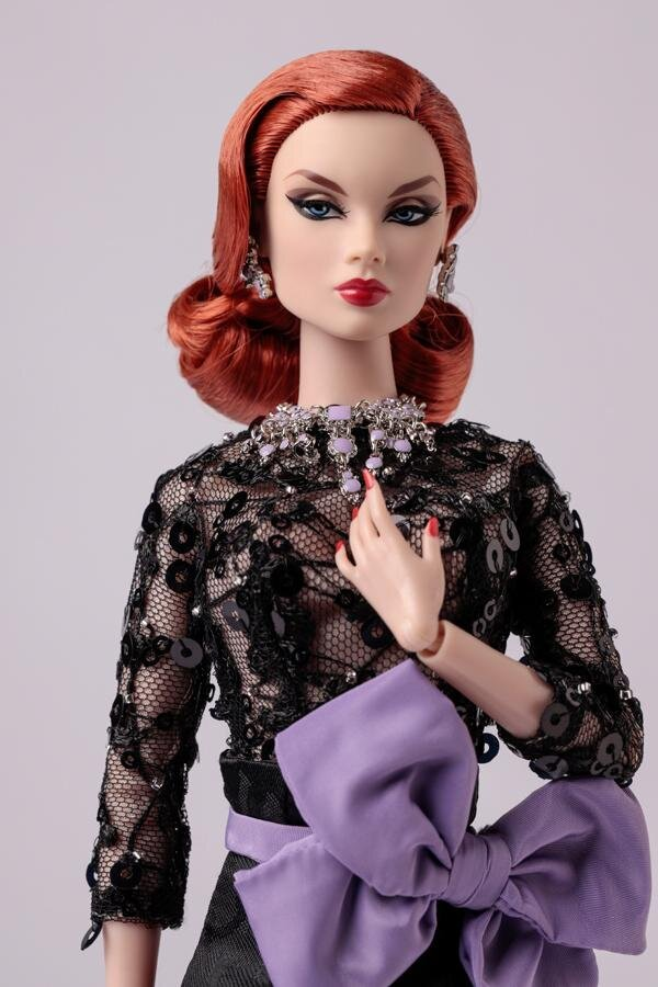 SHOES FROM DIVINE EVENING VICTOIRE ROUX FASHION ROYALTY LUXE LIFE CONV DOLL