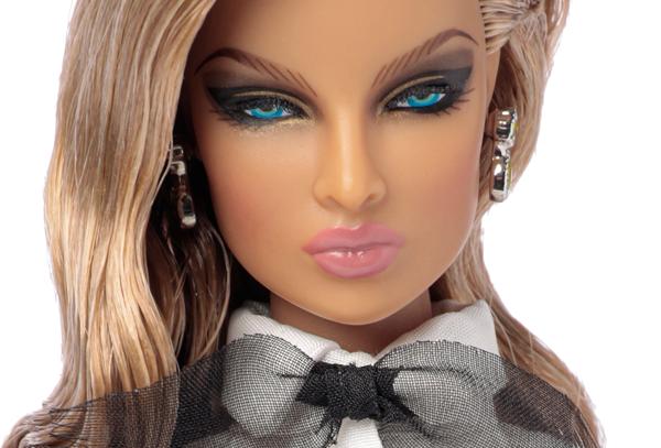 "Doll body 6.0 12.5"" Nude Doll Body A-Tone Integrity Toys"