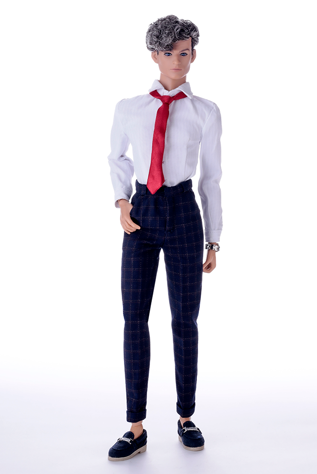 Fashion Royalty Integrity Doll Outfit Suit Pants Most Influential Paolo Marino