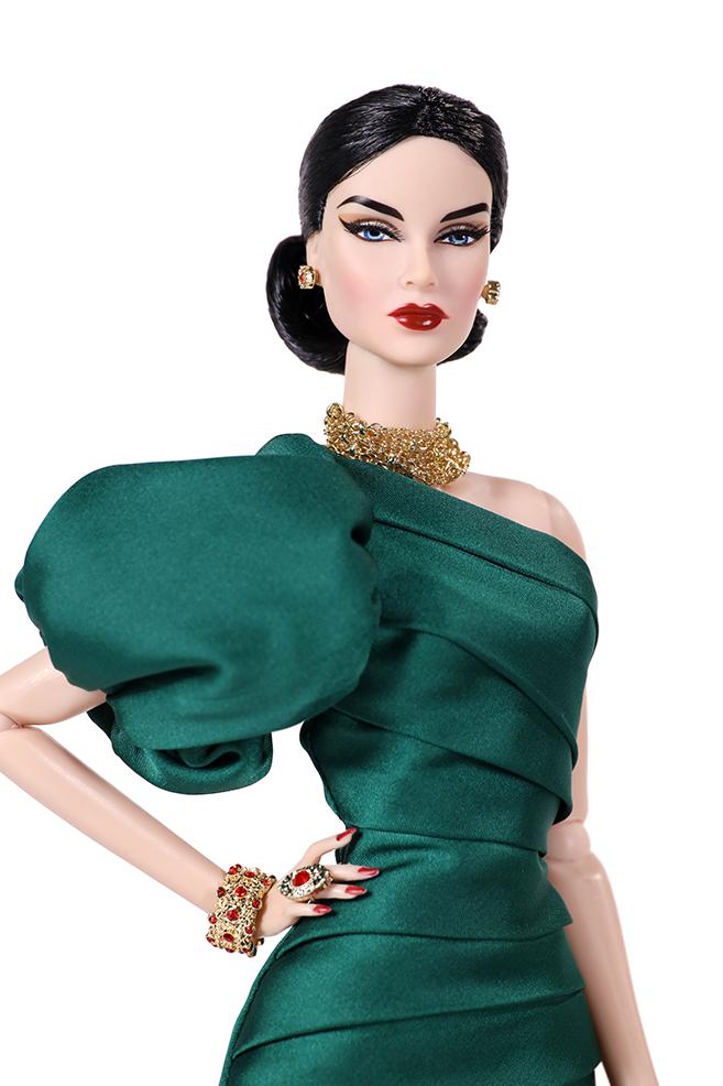 Fashion Royalty Integrity Toys Rare Appearance Dania Zarr FR6.0 Outfit Dress