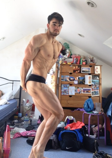 Stephen Hall - 9 weeks out from Natural Bodybuilding Show