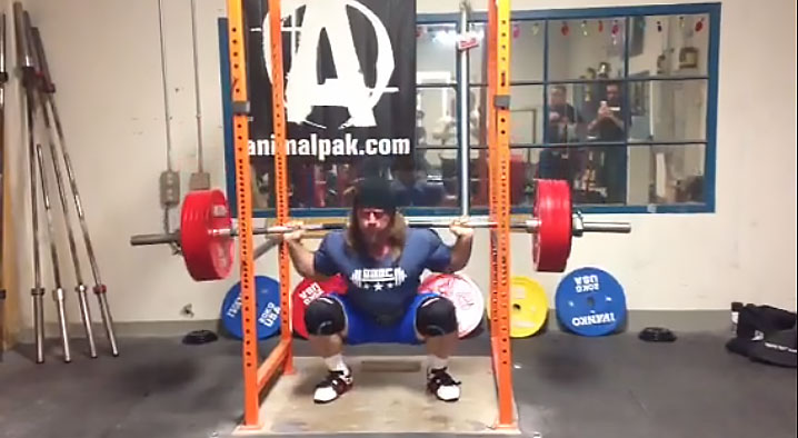 Dan Green is one of the top raw powerlifters in the world and is known for his impressive paused work.