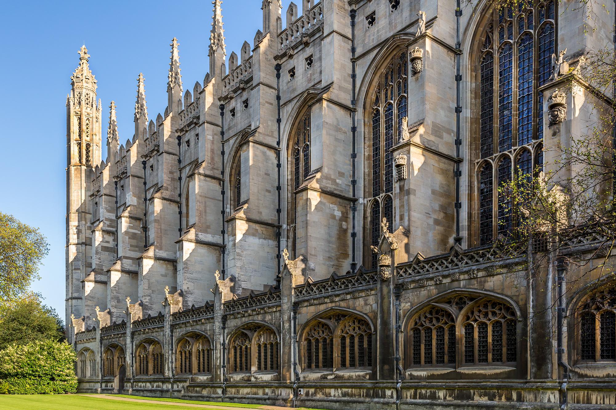 Kings College Chapel, Cambridge