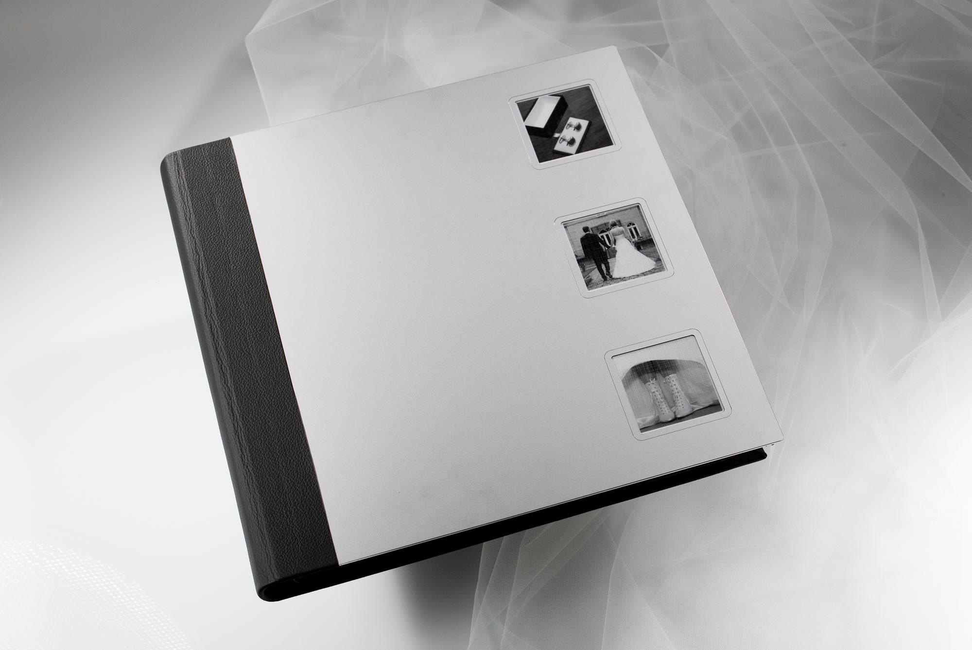Aliminium Cover materiaal