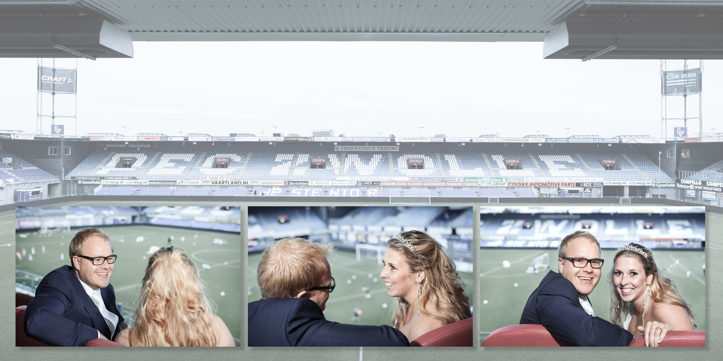 PEC Zwolle Stadion