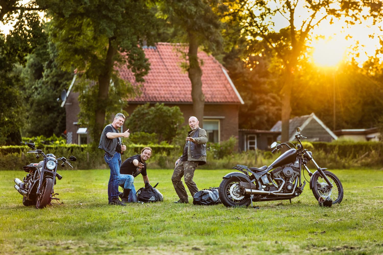 Inderdaad, Harleys zijn mooie machientjes!