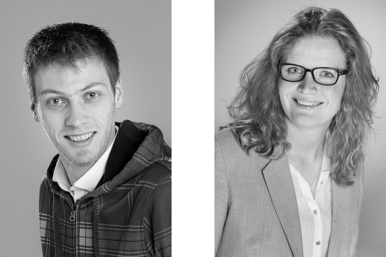 Thomas Feickens & Iris Hartman