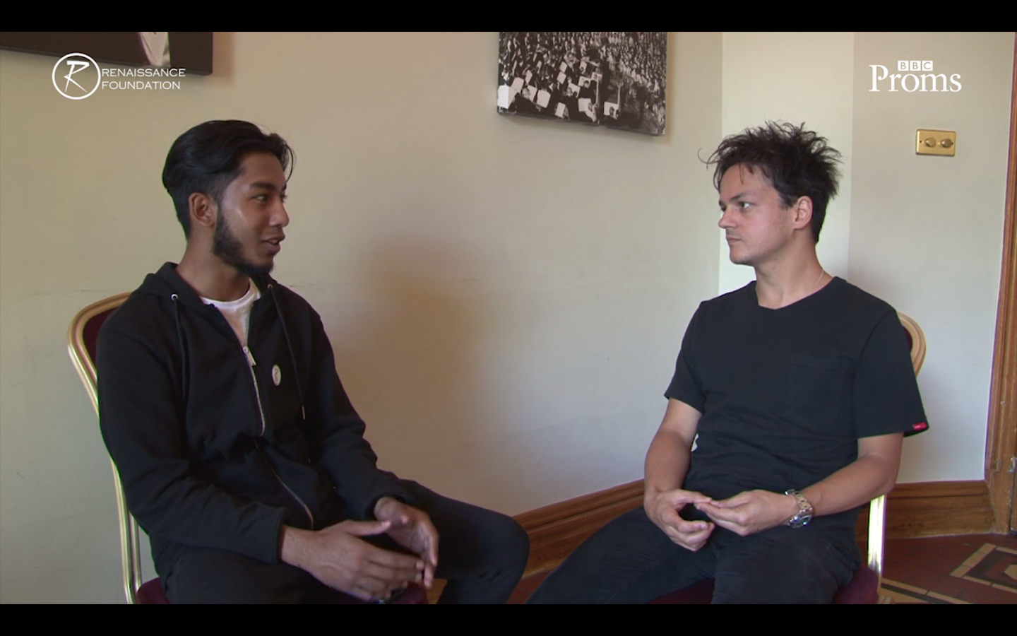 Jamie Cullum International Jazz Star sits down with Wahid ahead of his BBC Proms Performance at the Royal Albert Hall