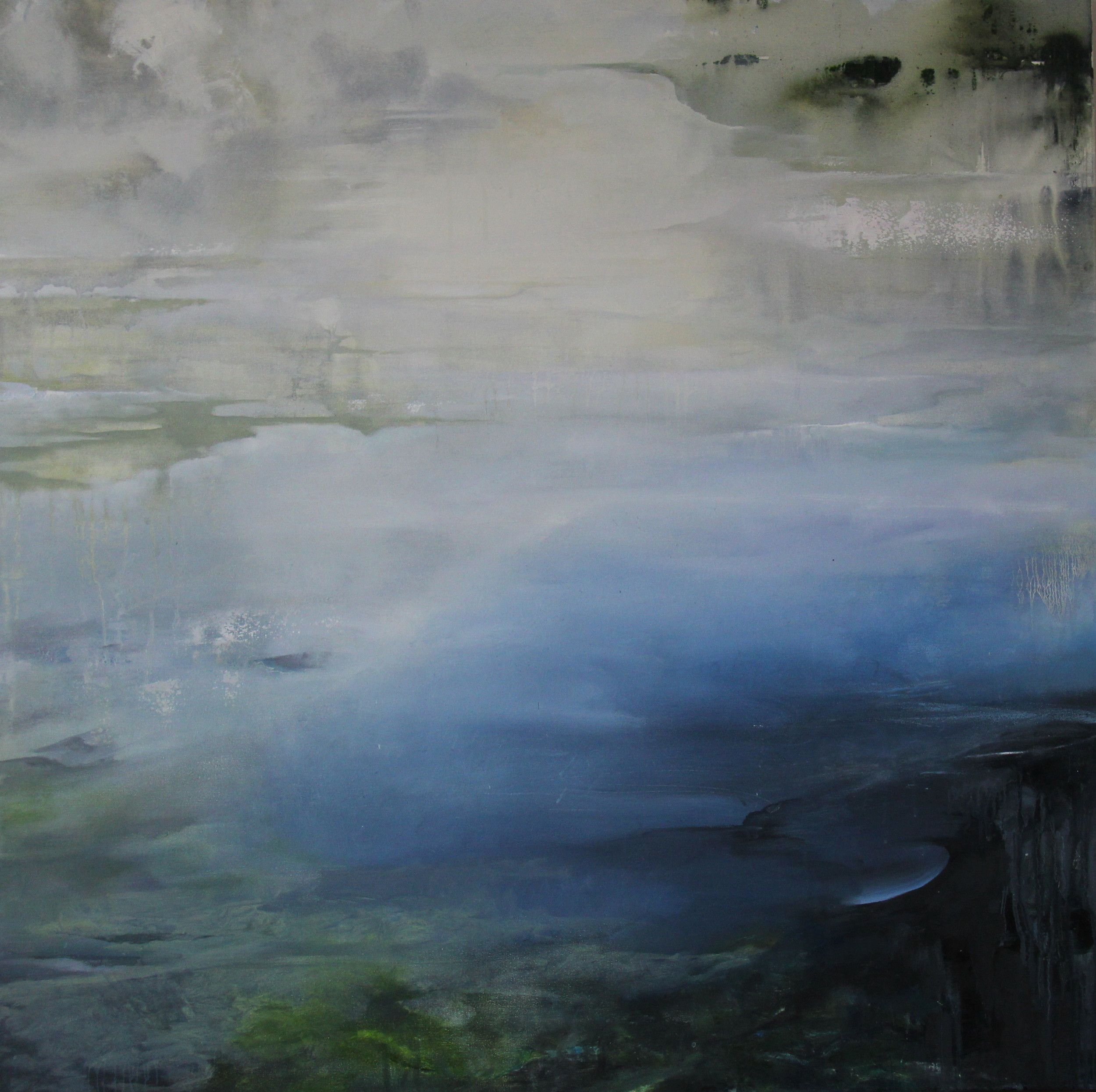 The depths of the Lily Pond-sold.jpg