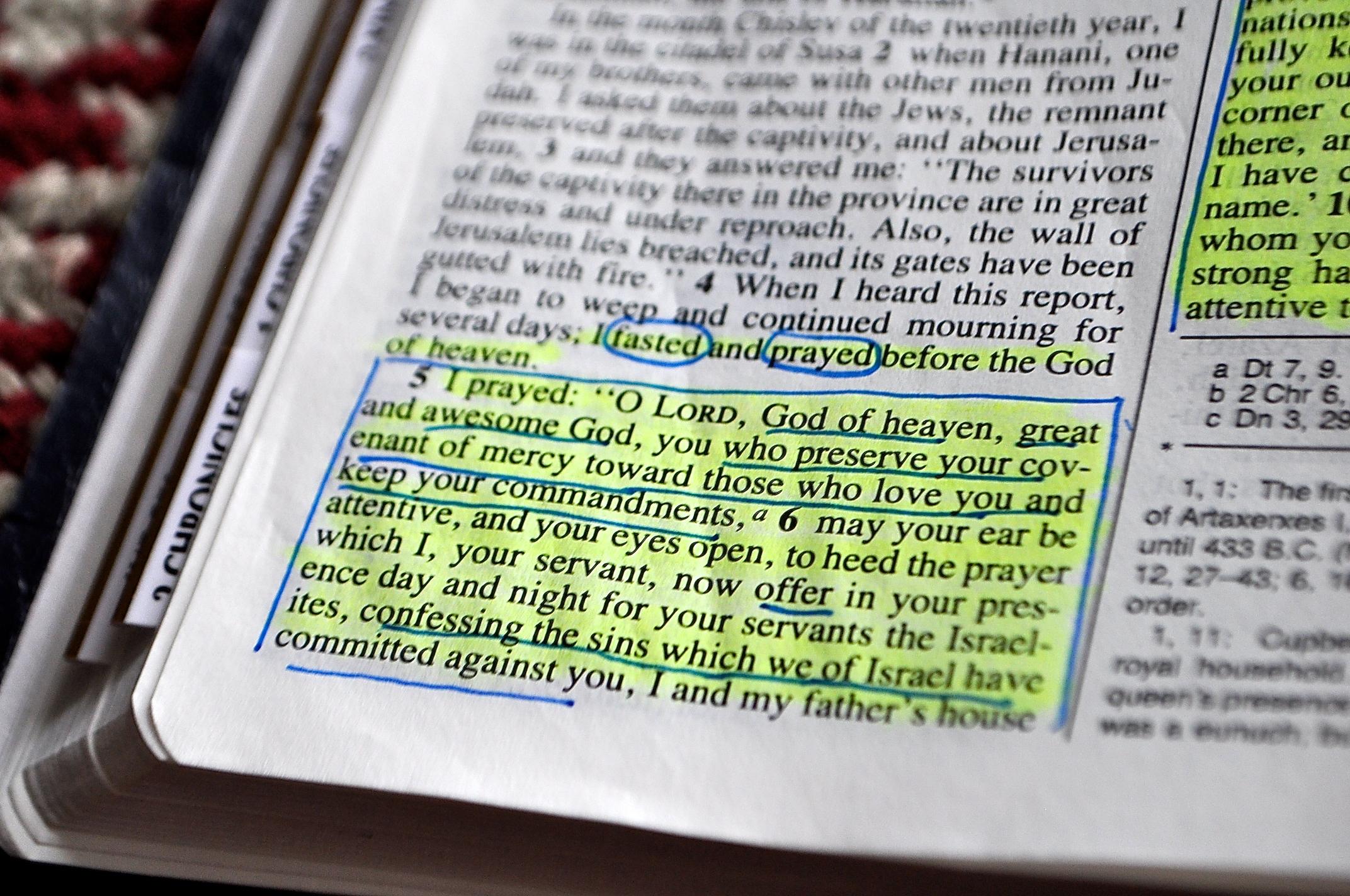 highlightnehemiah
