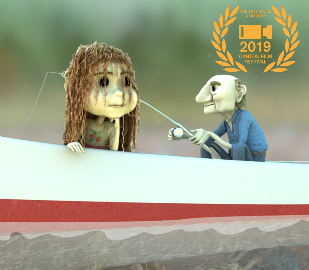 SPIRIT SEAM   Audience Award Animation -  Ashley Gerst (Director)