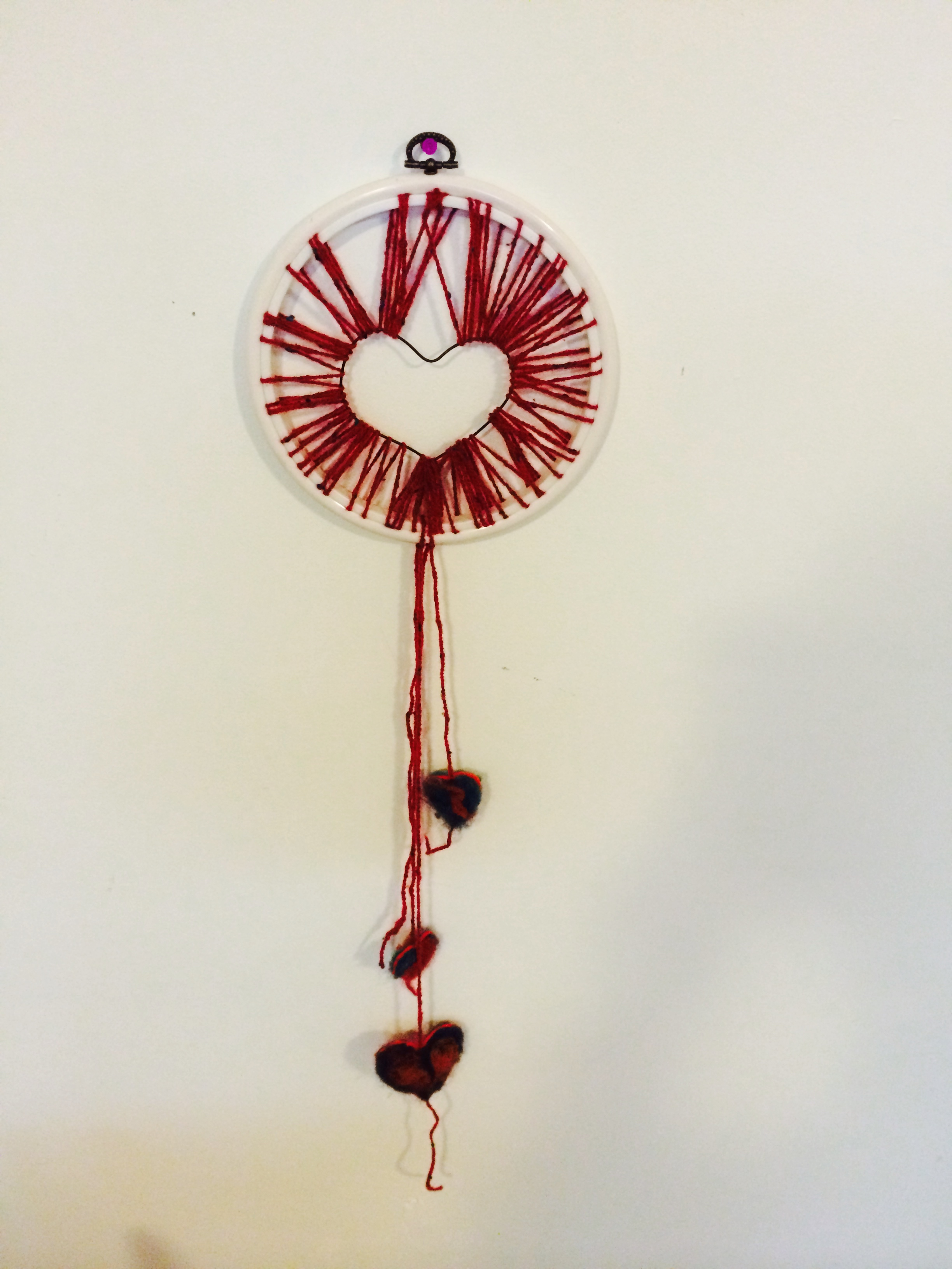 A special project for a dad who knows a thing or two about hearts. Because he's a heart surgeon!
