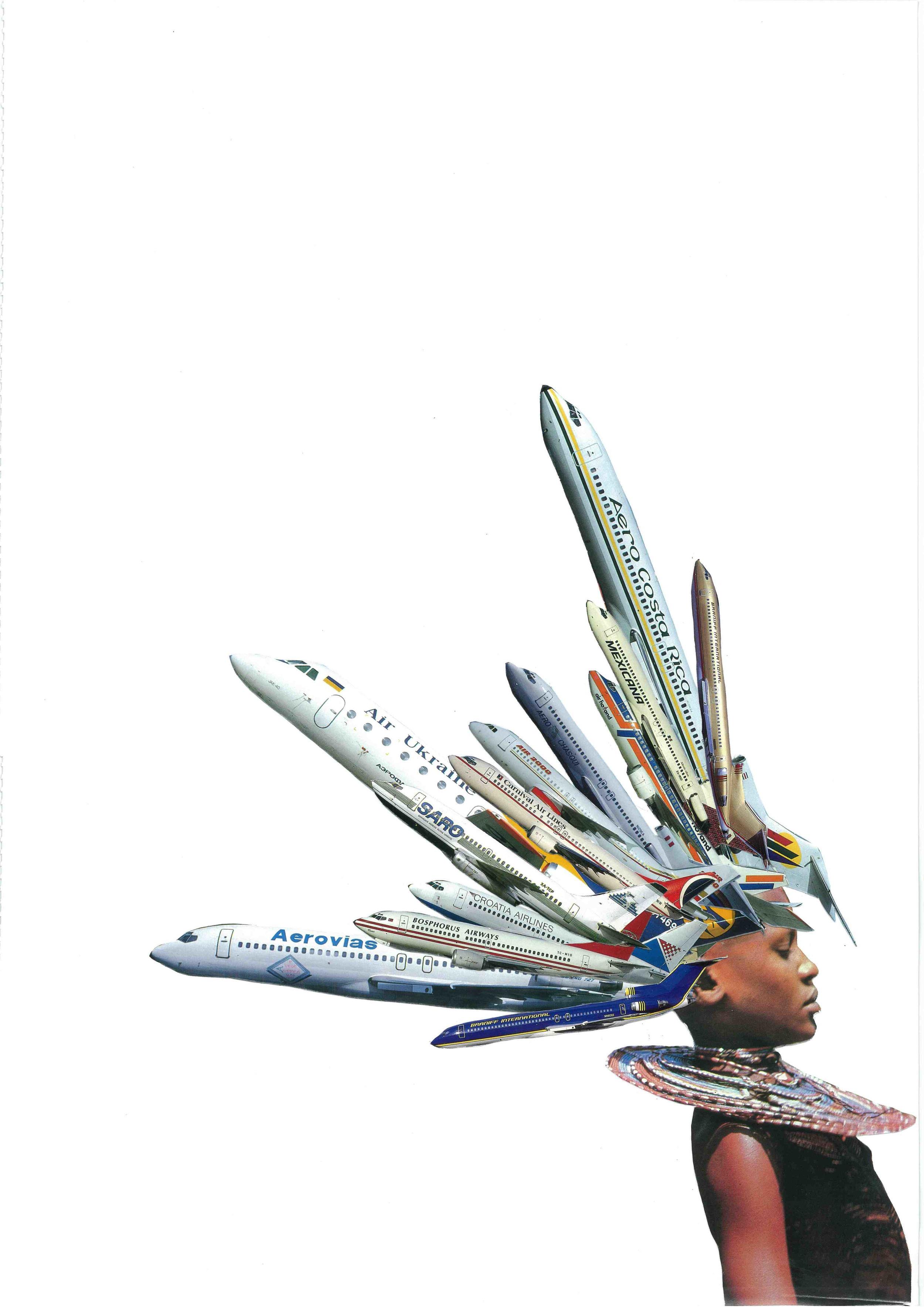 Airplane Head