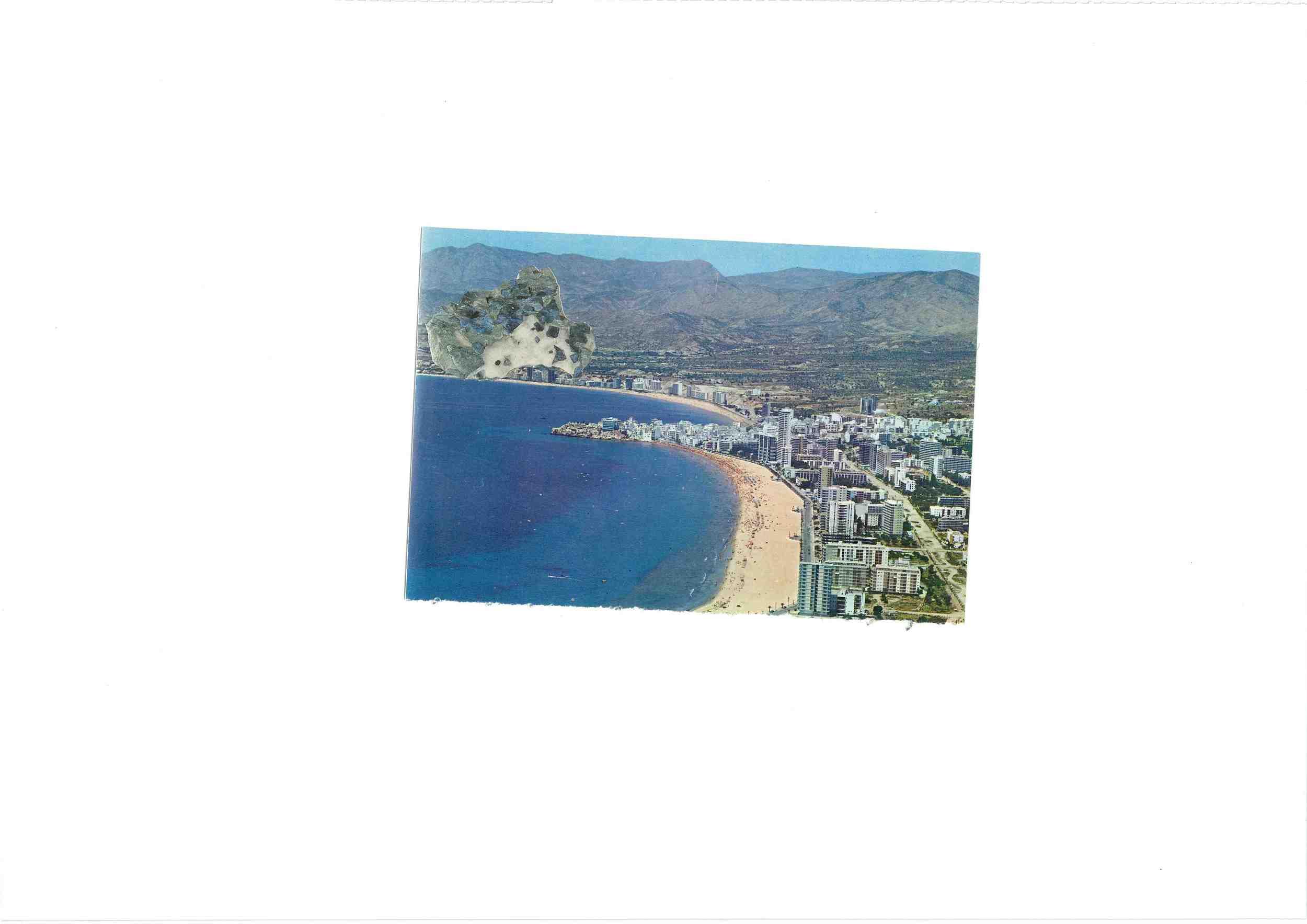 Beach Blue Gem