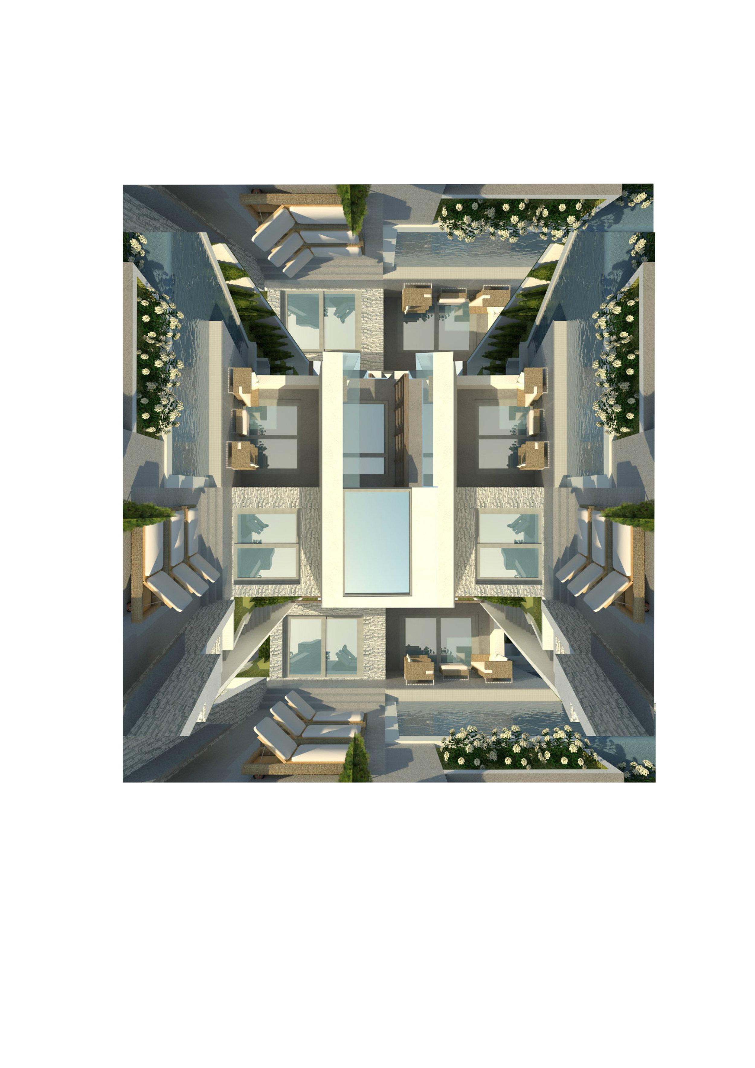 Luxury Villa 2, Digital Photo Frame, 2019