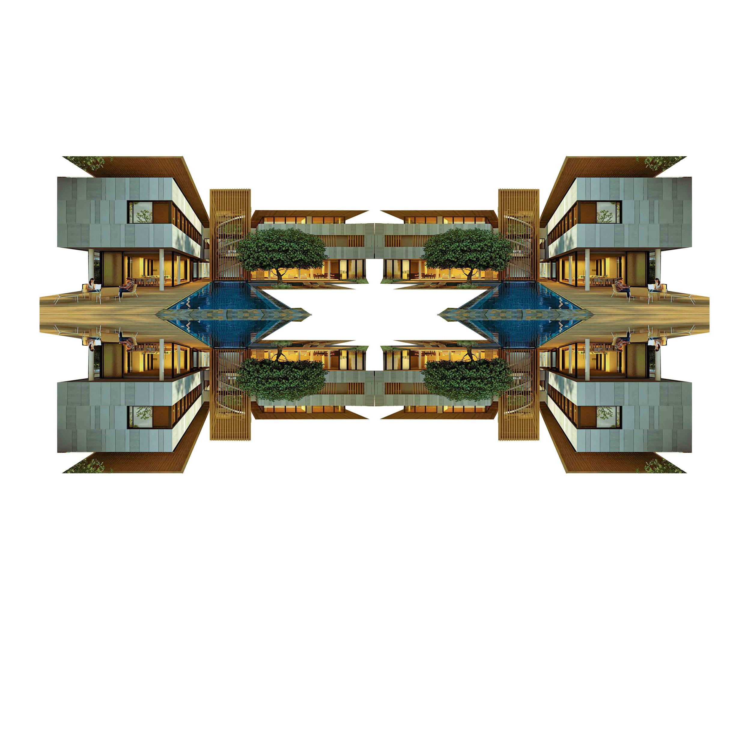 Luxury Villa 3, Digital Photo Frame, 2019