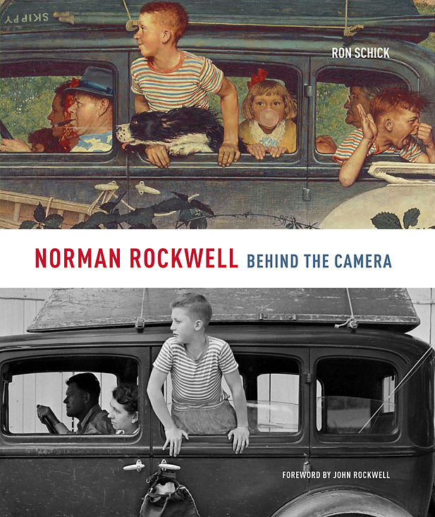 Norman Rockwell: Behind The Camera   Little, Brown & Co.  2009