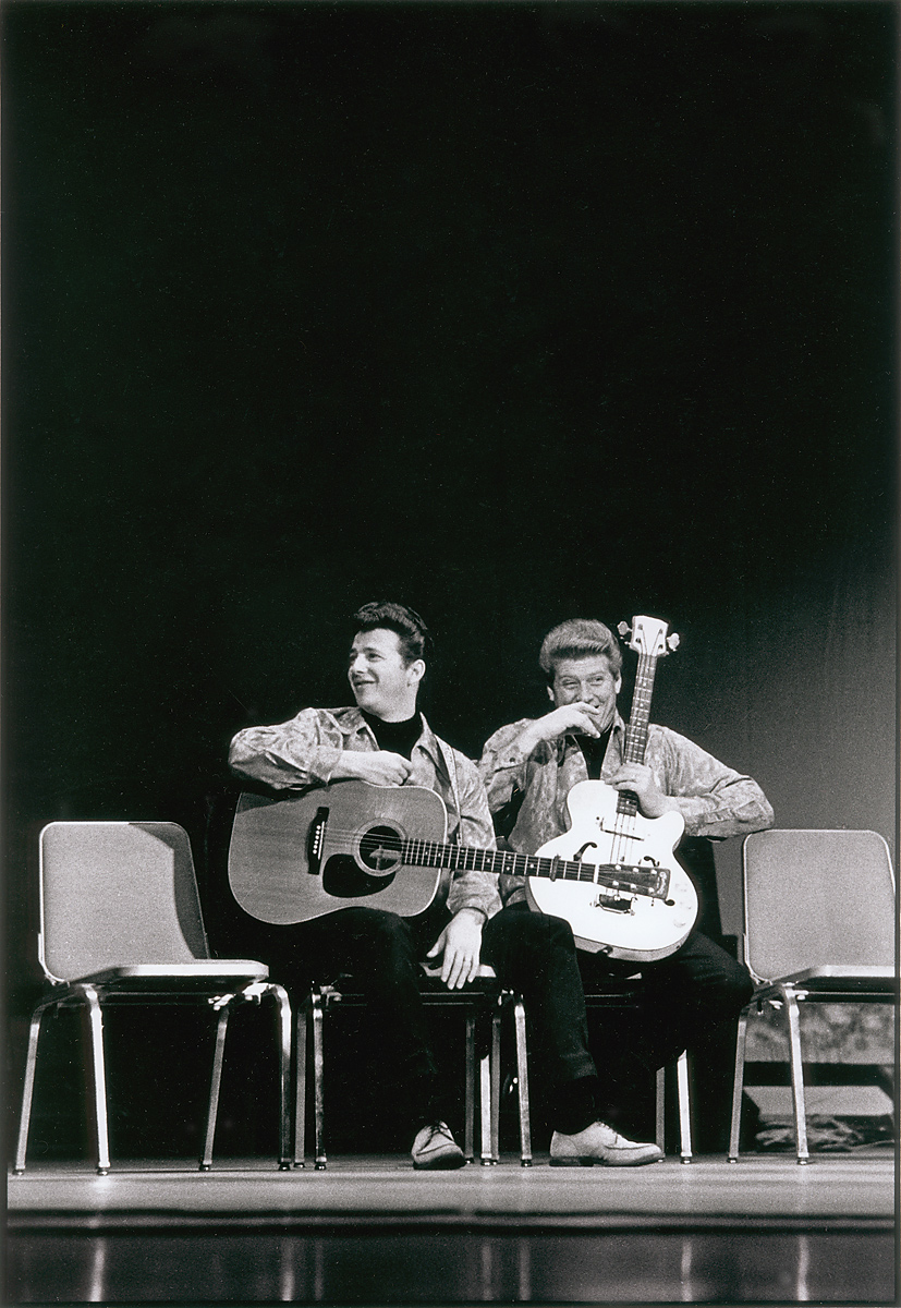Osborne Brothers band