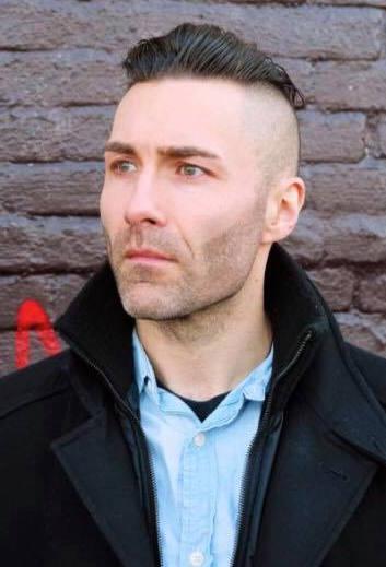 Jon Macintyre is RP McMurphy (Andrew Zeller Photo)