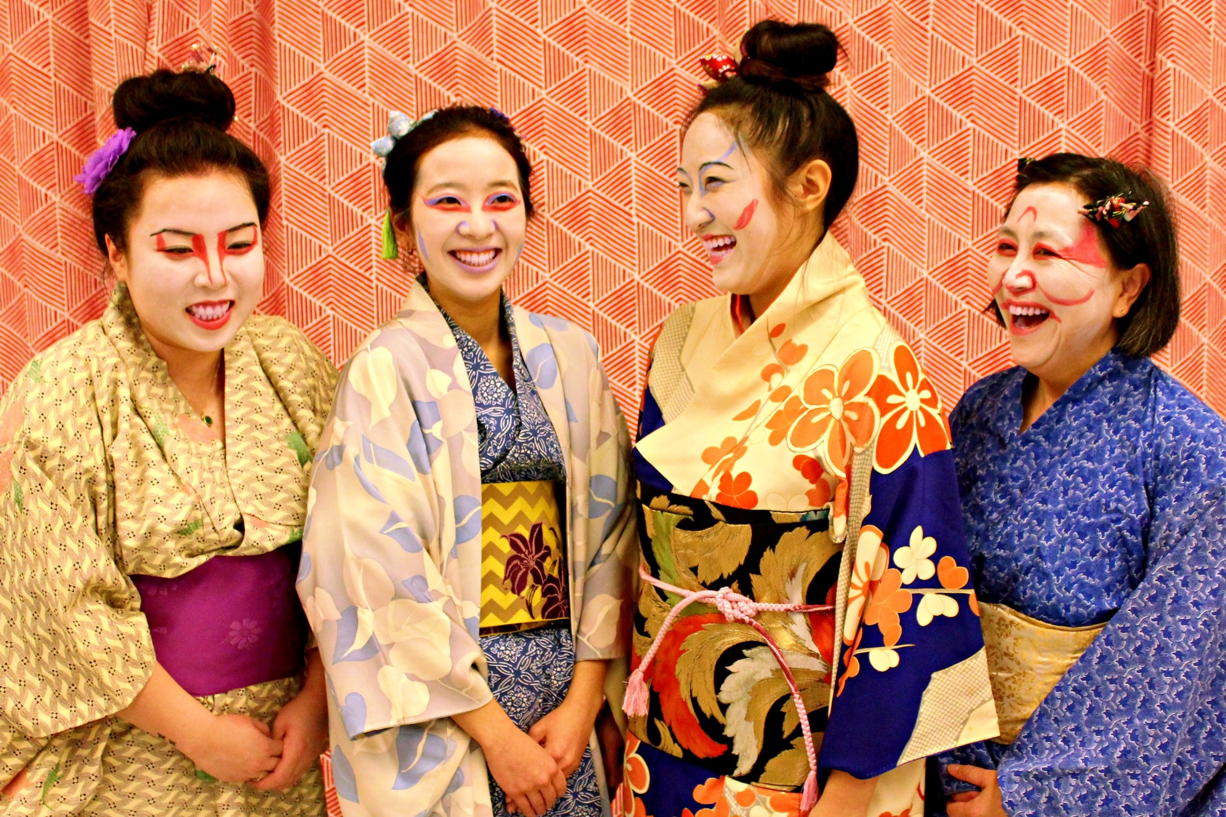 """Cast members of """"Pacific Overtures"""""""