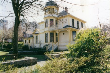 Roedde House Museum at 1415 Barclay Street.