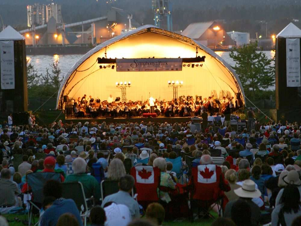 Hear the VSO at Sunset Beach Saturday, July 14.