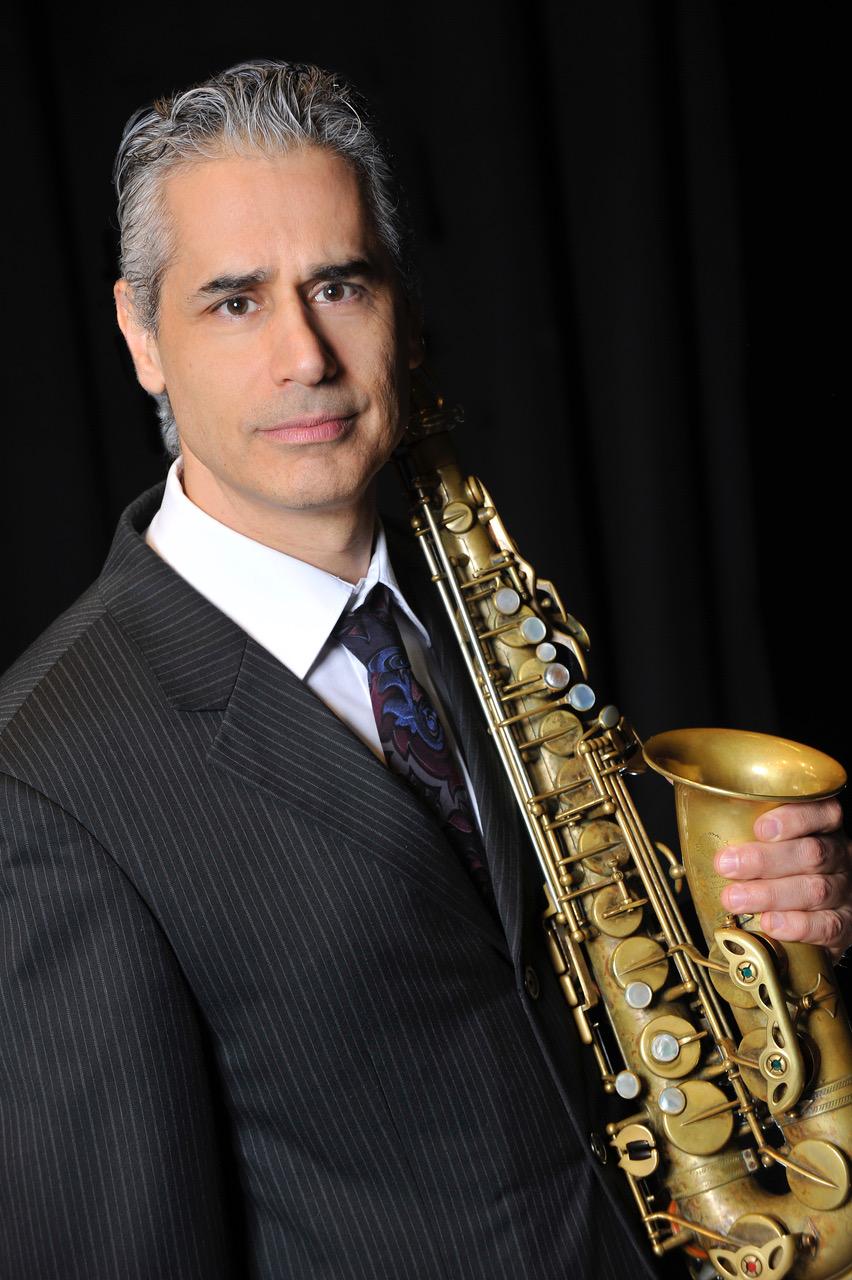 Saul Bereson at Roedde House Dec. 13.