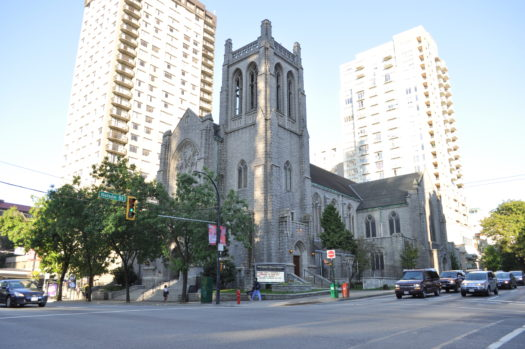 St. Andrew's-Wesley United Church.