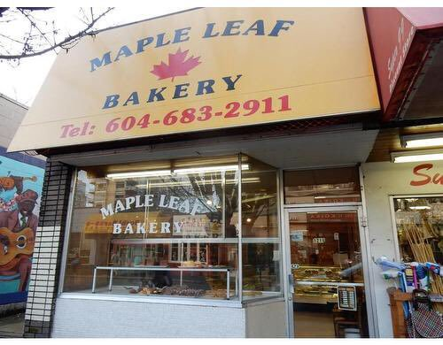 Maple Leaf Bakery remains open … for now. (John Streit Photo)