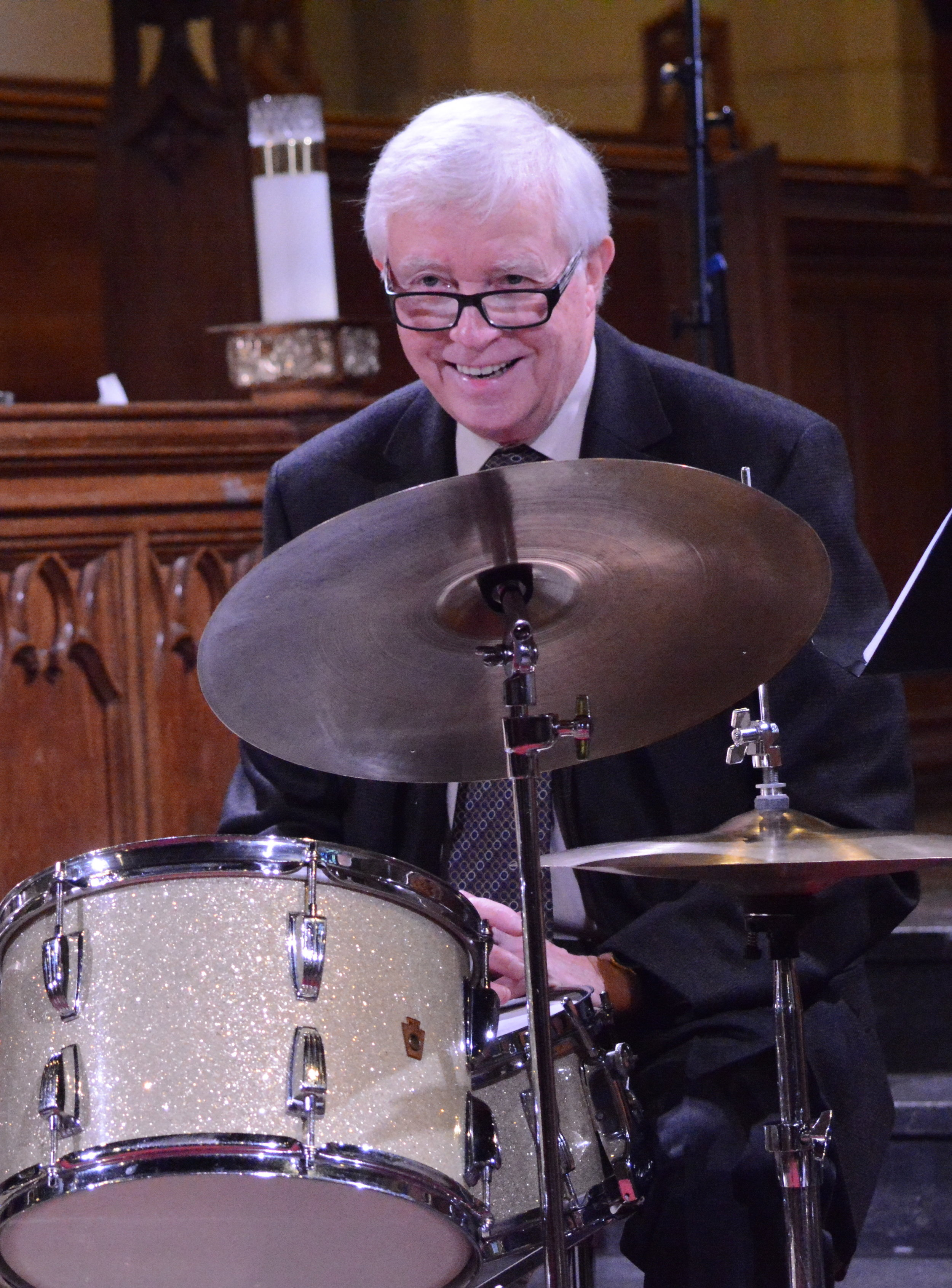 Bob Liley is with his quintet on May 19 at Jazz Vespers.