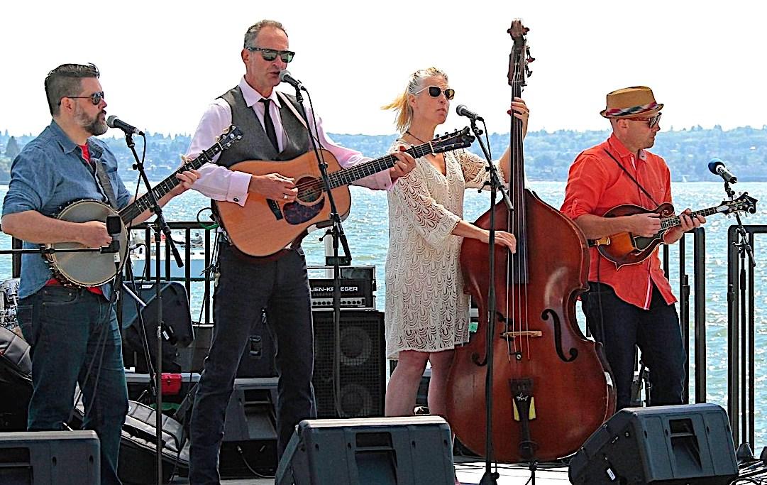 Murfitt & Main kick off this year's Music In The Park series on Sunday, June 23.