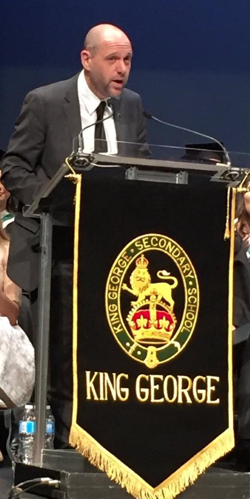 Principal Jason Lauzon.