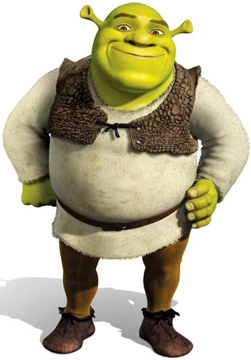 Shrek is coming to Second Beach July 16.