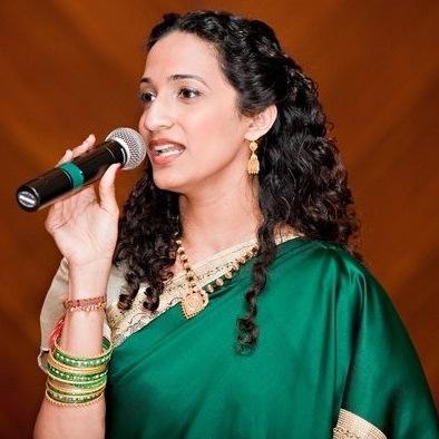 Rishima Bahadoorsing will be at the Labyrinth July 26.