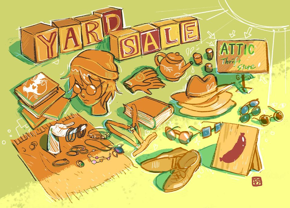 The tenth annual West End Community Yard Sale takes place Saturday, July 20.